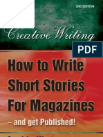 How to Write Short Stories Magazines