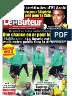LE BUTEUR PDF du 14/10/2012