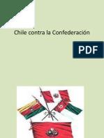 Chile contra la Confederación