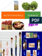 III.nutrition's Role in Level of Age