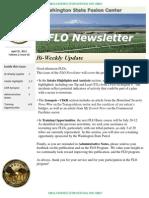 FLO Newsletter April 25 2012