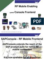 RF Mobile Enabling