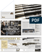 Weatherby Firearms 2013 Catalog