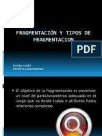 Fragmentacion - Patricia, Daniel