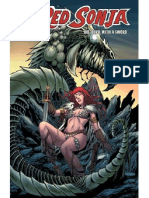 Red Sonja #71 Preview