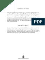 Stephen A. Mitchell - Freud Ve Sonrası (İçindekiler + Editörün Önsözü)