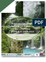 189Programa Estratégico Forestal del Estado de San Luis Potosí