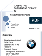 BMW Response to RFP