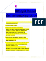Terminologia Basica Del Sistema Operativoo