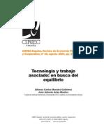 Cooperativas de trabajadores y la tecnologia