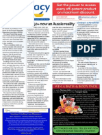 Pharmacy Daily for Wed 14 Nov 2012 - SPF50  is here, Discount Drug Stores, Perinatal depression and much more...