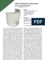 Final Stove Bulletin