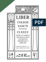 0185 Liber Colegii Sancti