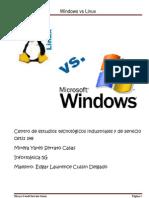 Linux vs Windows Tabla