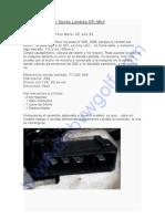 Cambiar Sonda Lambda GTI Mk3