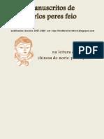 Manuscritos de Cpf - Leitura de Cn-p