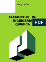 Elementos de Ingenieria Quimica de Vian-Ocon