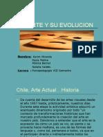 El Arte y Su Evolucion