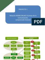 Proyecto 1 Comunicación, relación ENLACE-RIEMS