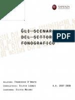 Gli scenari del settore fonografico