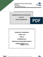 E01 Medición Con Instrumento Manual