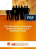 HRwisdom Employee Attraction & Retention Guide