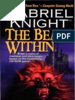 Jane Jensen - Gabriel Knight 2 - The Beast Within - Novel