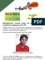 REVIRAVOLTA Prefeito Eleito Em Queimadas Sofre Derrota No TSE