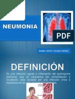 Diapositivas de Neumonia