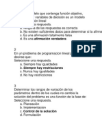 Leccion Evaluativa Programacion Lineal