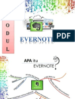 Modul Evernote