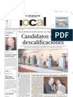 15-06-2006 Luego Del Debate, Duelo de Batucada y Porras.