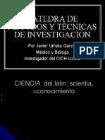 i. Primera Parte Ciencia