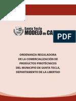 Santa Tecla - Venta de Pirotecnicos