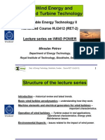 Wind Lecture -1- History&Targets