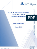 Clean in Place Best Prac Guidelines Part3