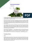 Tumbuhan Herba Untuk Kecantikan Dan Kesihatan