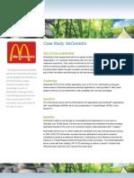 VB CaseStudy McDonalds
