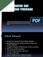 03 Analisa Jabatan Dan Perancangan Pekerjaan