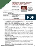ONGC __ Admit Card