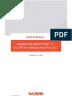 RADWIN 500 User Manual 5
