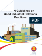 ASEAN Guidelines on Good Industrial Relations Practices