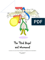 Revelation 8-3 the Third Angel and Wormwood