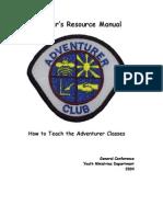 Adv Teachers Resources Manual