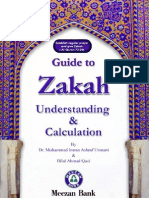 Guide To Zakah by Dr. Imran Ashraf Usmani & Bilal Ahmed Qazi
