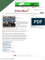 05-11-12 El Sol de México- Realiza Rafael Moreno Valle entrega final de taxis