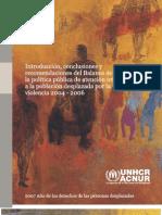 Agencia, Onu, Refugiados - Unknown - La Agencia de La ONU Para Los Refugiados
