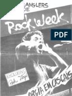 RockWeek #7