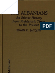 Linguistic Ancestry of the Albanian Language and People Jacques Edwin