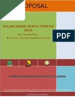 Proposal KKN Tematik Kel 10